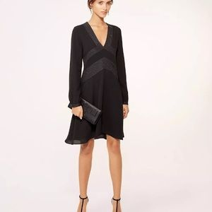 NWT Tory Burch Varenne Tunic Dress, Long Sleeve